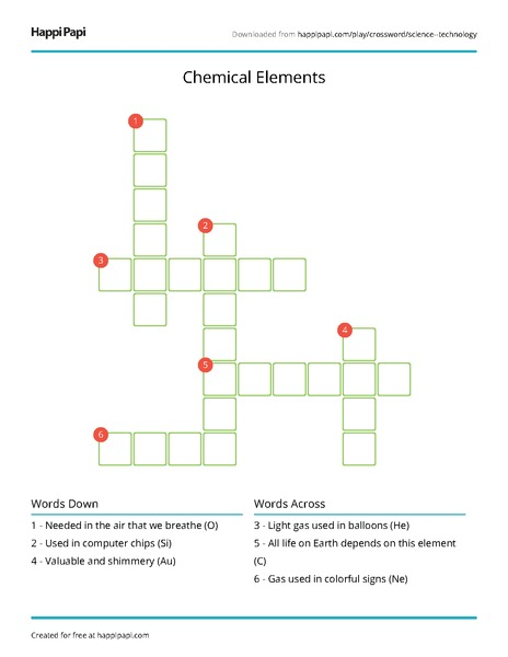 It is a graphic of Science Crossword Puzzle Printable regarding physics